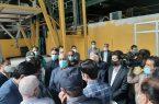 استاندار کرمانشاه از ۴ طرح صنعتی در اسلام آباد غرب بازدید کرد